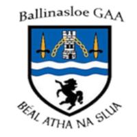 Ballinasloe GAA logo