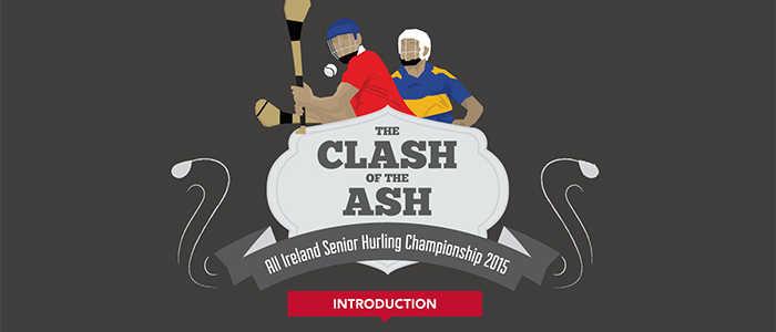 Fantastic Interactive Hurling Infographic