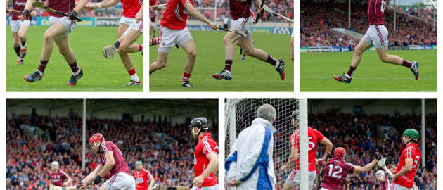 See Johnny Glynn score a sensational goal in the opening minute