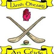 Keady Lamh Dhearg logo