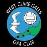 West Clare Gaels logo