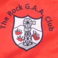The Rock G.A.A Club logo