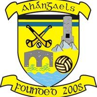Ahán Gaels G.A.A. logo