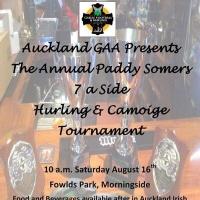 Auckland Hurling logo