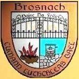 BROSNA GAA OFFICIAL logo