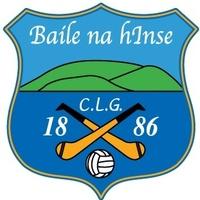 Ballinahinch GAA logo