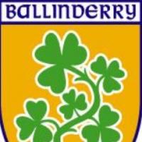 BallinderryShamrocks logo