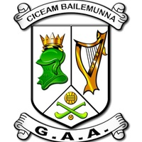 Ballymun Kickhams logo