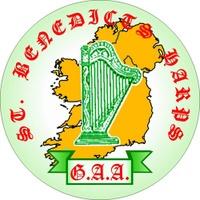 St. Benedicts Harps logo