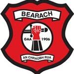 Beragh Red Knights logo