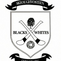 Blacks & Whites GAA logo