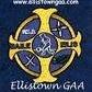 Ellistown GFC logo