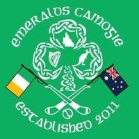 Emeralds Camogie logo