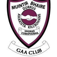 Muintir Bhaire GAA logo