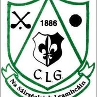 Lucan Sarsfields GAA logo