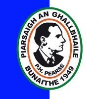 Galbally Pearses GAC logo