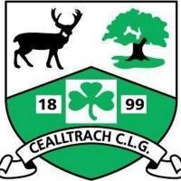 Caltra GAA logo