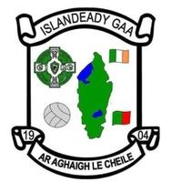 Islandeady GAA logo