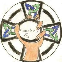 Laochra Óg Hurling logo