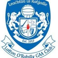 Latton O'Rahilly GAA logo
