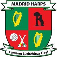Madrid Harps GAA logo