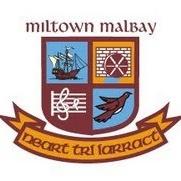 Miltown St.Joseph's logo