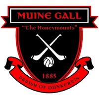 Moneygall Gaa logo