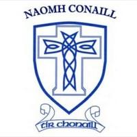 Naomh Conaill GAA logo
