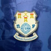 Naomh Fionnbarra logo