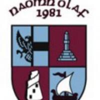 Naomh Olaf GAA Club logo