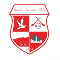 Naomh Colmcille CLG logo