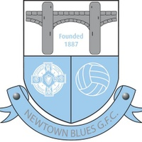 Newtown Blues GFC logo