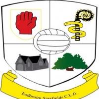 Oram Sarsfields GAA logo