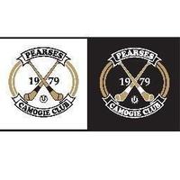 Pearses Camogie Club logo