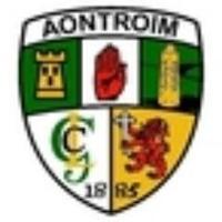 SW Antrim GAA logo