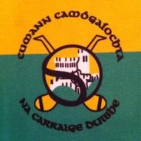 Blackrock Camogie logo