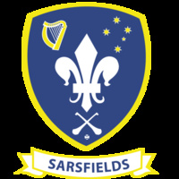 Sarsfields Hurling logo