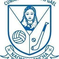 St Monica's GAA logo