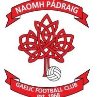 Naomh Padraig logo