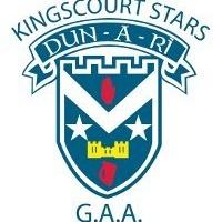 Kingscourt Stars GAA logo