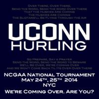 UConn Hurling logo
