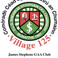 James Stephens GAA logo