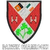 Darwin Shamrocks GAA logo
