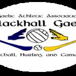 Blackhall Gaels GAA logo
