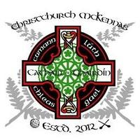 Christchurch McKenna logo