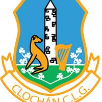 Claughaun GAA  logo