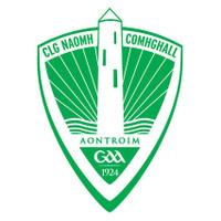 Naomh Comhghall logo