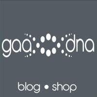 GAA-DNA logo