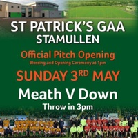 St PatricksGaa Meath logo