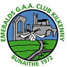 Emeralds GAA logo